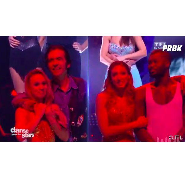 Djibril Cissé éliminé de Danse avec les stars 6, le 31 octobre 2015 sur TF1