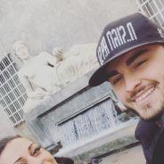 Shanna et Thibault : vacances en amoureux en Italie pour le couple