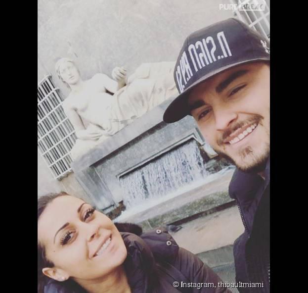 Shanna et Thibault (Les Vacances des Anges) en vacances en Italie