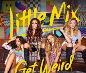 """Little Mix : """"Get Weird"""", le nouvel album du girls-band, est disponible depuis le 6 novembre 2015"""