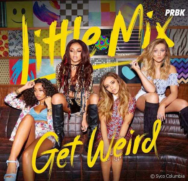"Little Mix : ""Get Weird"", le nouvel album du girls-band, est disponible depuis le 6 novembre 2015"