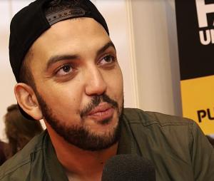 Jhon Rachid en interview pour PureBreak au salon Video City