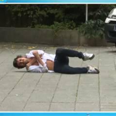 Bertrand Chameroy blessé : la vidéo de sa chute (ridicule) dévoilée dans TPMP