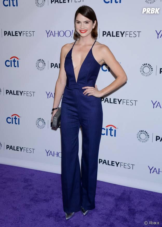 Shelley Hennig en lice pour le premier rôle féminin dans le film Alerte à Malibu