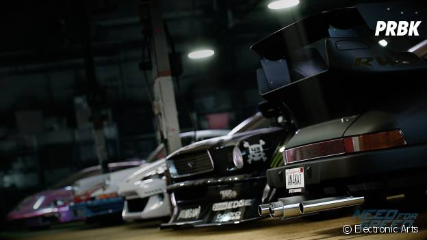 Need For Speed : une image du jeu