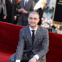 Daniel Radcliffe : la star d'Harry Potter obtient son étoile sur le Walk of Fame