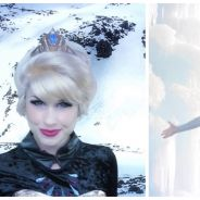 La Reine des Neiges : reprise magique de Let It Go par Traci Hines, YouTubeuse pro des covers Disney