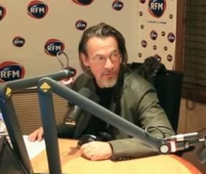 Julien Doré : Florent Pagny le critique sur RFM, le 22 novembre 2015