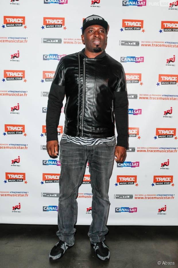Dawala est l'un des jurés du concours Trace Music Star de Trace Urban