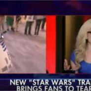 Star Wars : une journaliste menacée de mort après une blague sur la saga