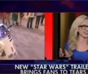 Une journaliste menacée de mort après une blague sur Star Wars