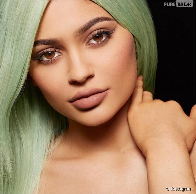 Kylie Jenner : Lip Kit By Kylie, son kit de maquillage pour les lèvres en vente le 30 novembre 2015