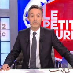 """Le Petit Journal : Yann Barthès répond à la """"guerre médiatique"""" du patron du Casa Nostra"""
