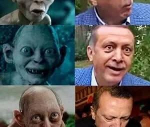 Golllum ou Smeagol ? Peter Jackson défend un homme accusé d'insultes contre le Président Erdogan en Turquie