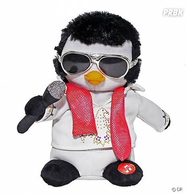 Elvis version pingouin