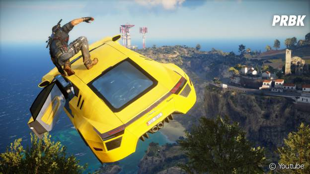 Just Cause 3 : une image du jeu