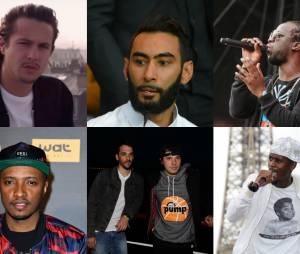 """Black M, Nekfeu, Soprano, La Fouine, Orelsan et Gringe, Youssoupha... réunis pour l'album de reprises du Secteur Ä """"Affaire de famille"""" dans les bacs en mars 2016"""
