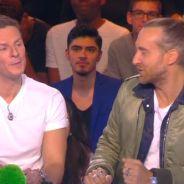Matthieu Delormeau : moment de gêne dans TPMP, David Guetta ne le connaît pas !
