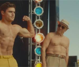 Dirty Papy : une bande-annonce déjantée avec Zac Efron et Robert De Niro