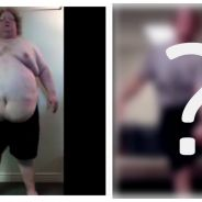Cet obèse a perdu 135 kilos en un an : sa transformation est hallucinante !