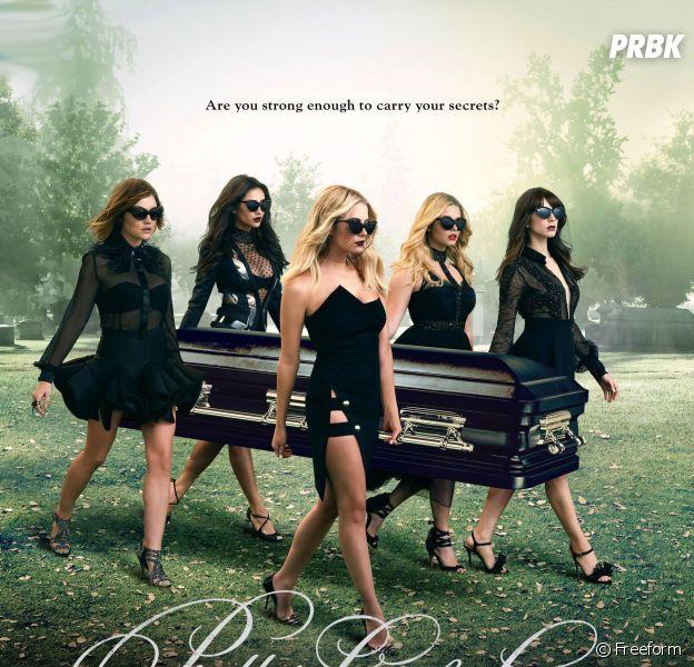 Pretty Little Liars : la saison 7 ne sera pas la dernière