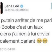 Booba taclé par Jena Lee : les fans du rappeur en colère sur Twitter