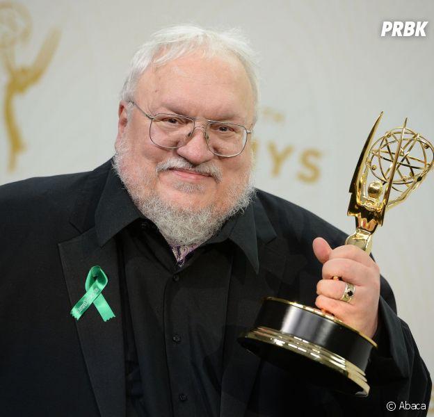 Game of Thrones : George R. R. Martin a annoncé que le livre du tome 6 ne sortira pas avant la diffusion de la saison 6 sur HBO