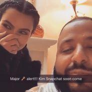 Kim Kardashian ENFIN bientôt sur Snapchat ?