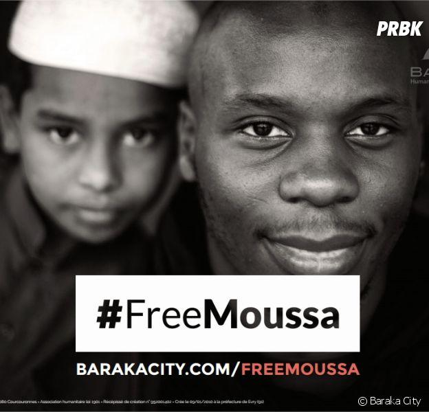 Amélie Neten, Maéva Anissa... Twitter en fête après la libération de Moussa, retenu au Bangladesh depuis le 22 décembre 2015