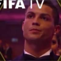 Lionel Messi gagne le Ballon d'or 2015 : la réaction de Cristiano Ronaldo amuse Twitter