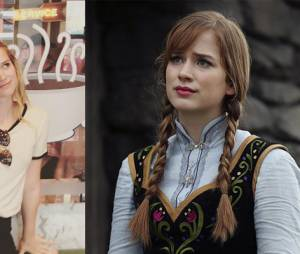 Once Upon a Time saison 4 : Elizabeth Lail