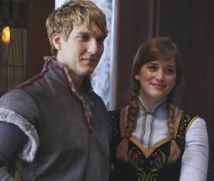 Once Upon a Time saison 4 : qui sont les acteurs qui jouent Anna et Kristoff ?