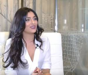 Sabrina (Les Princes de l'amour 3) en interview avec Sam Zirah