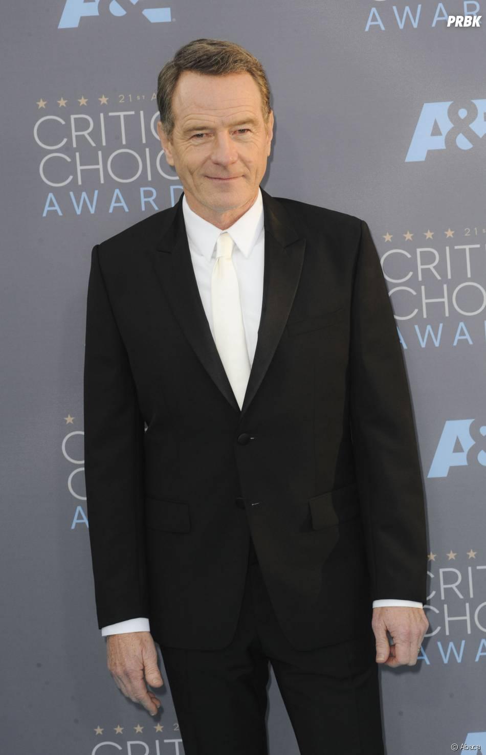 Critics Choice Awards du 17 janvier 2016 : Bryan Cranston