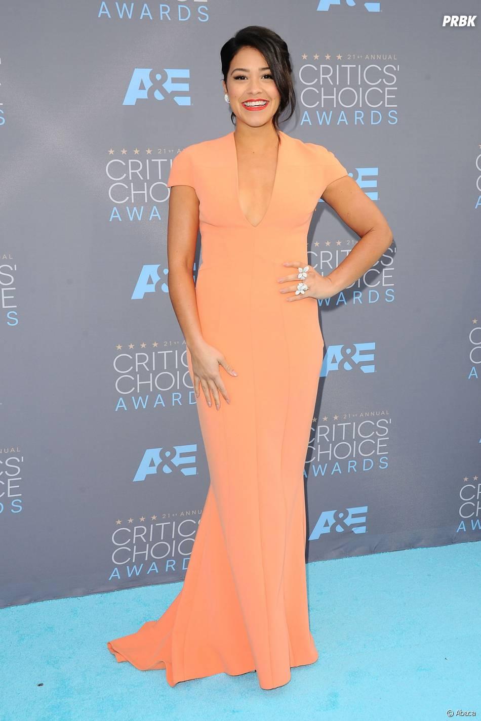 Critics Choice Awards du 17 janvier 2016 : Gina Rodriguez