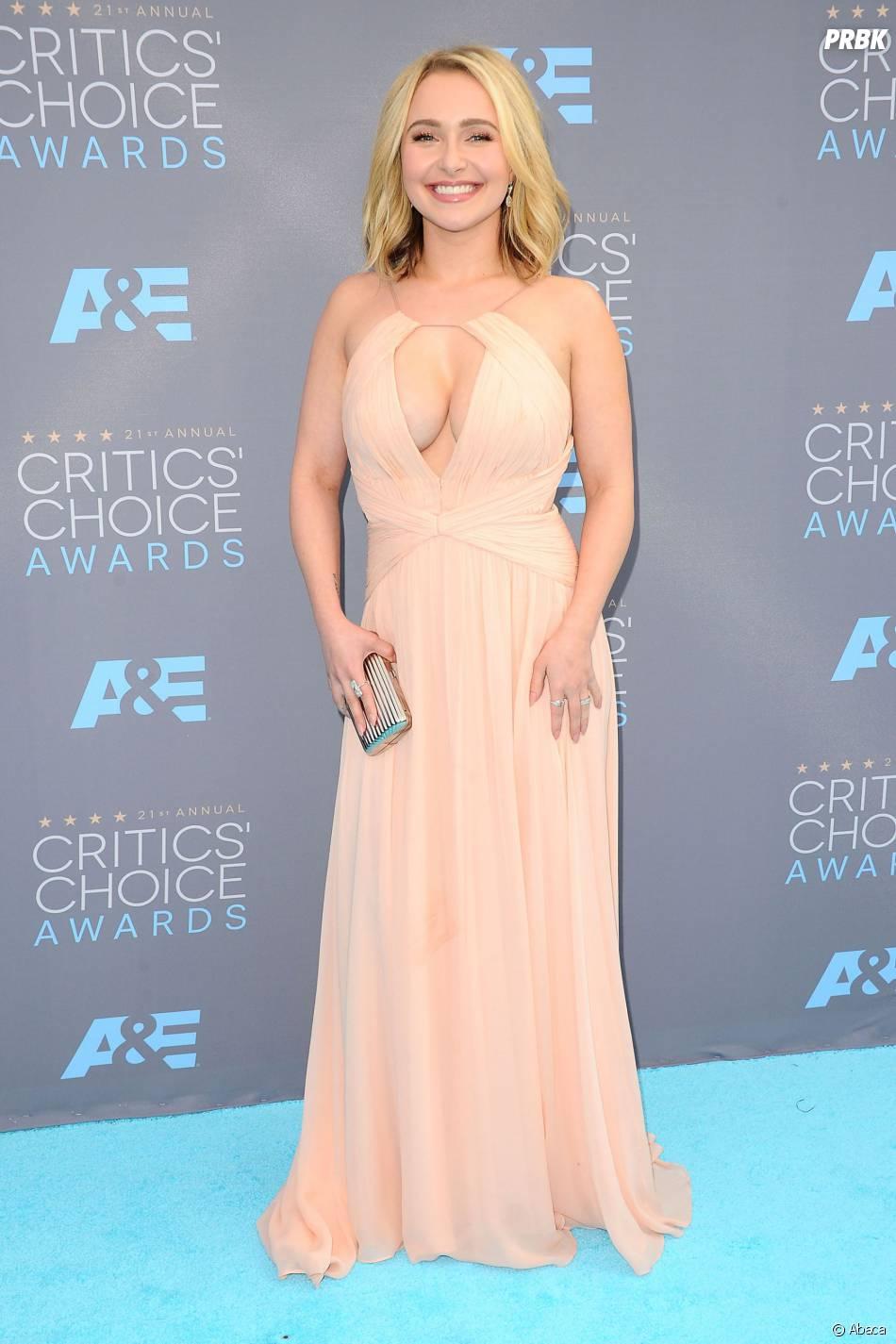 Critics Choice Awards du 17 janvier 2016 : Hayden Panettiere