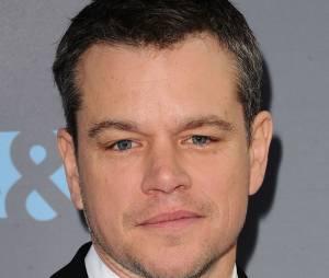 Critics Choice Awards du 17 janvier 2016 : Matt Damon