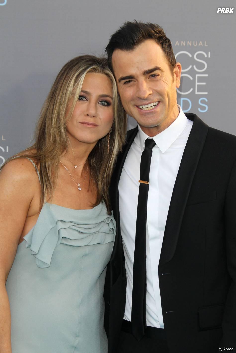 Critics Choice Awards du 17 janvier 2016 : Jennifer Aniston et Justin Theroux