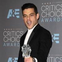 Mr Robot, Leonardo DiCaprio, Mad Max Fury Road.. tapis rouge + palmarès des Critics Choice Awards