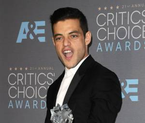Critics Choice Awards du 17 janvier 2016 : Rami Malek