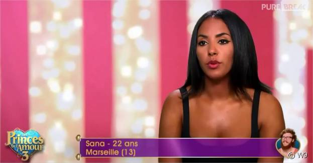 Lana (Les Princes de l'amour 3) prétendante de Geoffrey dans l'épisode du 18 janvier 2015 sur W9