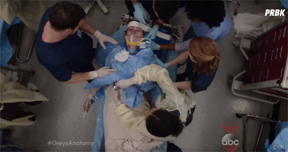 Grey's Anatomy saison 12, épisode 9 : Meredith va-t-elle mourir ?