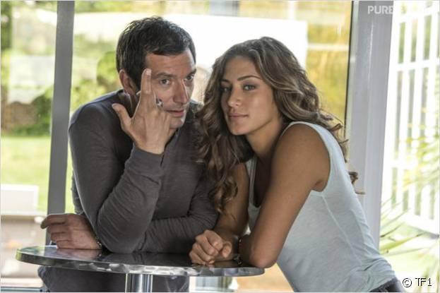 Section de recherches saison 10 : des scènes d'amour pour l'adjudant Sara Casanova et le lieutenant Lucas Mariol