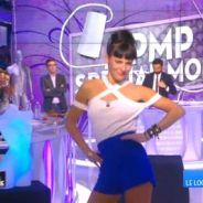 """Cristina Cordula met un 4 au look d'Erika Moulet dans TPMP : """"le plus gros fashion faux-pas"""""""