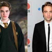 Robert Pattinson d'Harry Potter à Twilight jusqu'à aujourd'hui : son évolution en images