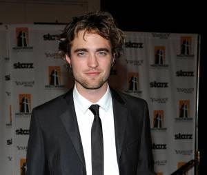 Robert Pattinson : son évolution en photos