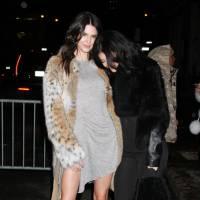 """Kendall Jenner et Kylie complices et """"poilues"""" pour leur nouvelle collection de vêtements"""