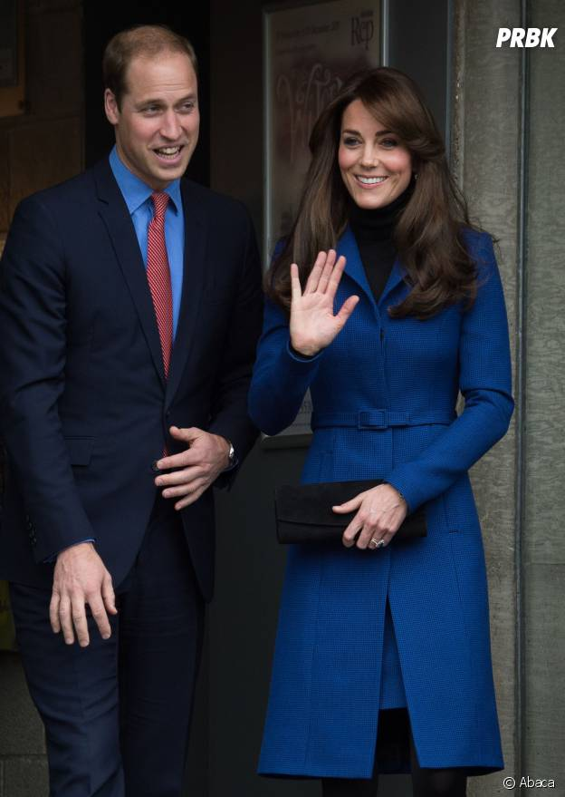 Saint-Valentin 2016 : Kate Middleton et le Prince William