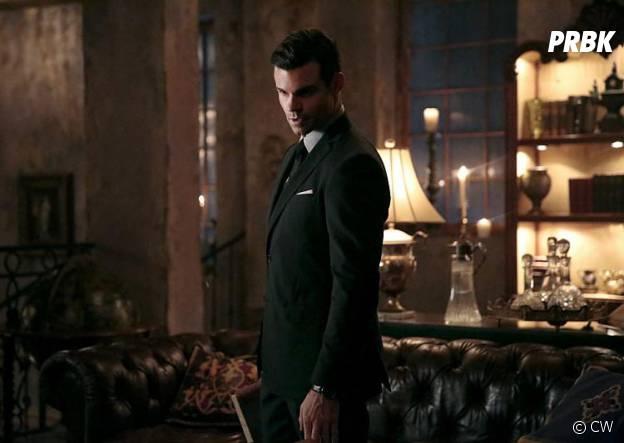 10 personnages de séries qui méritent de retrouver l'amour : Elijah (The Originals)