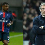 """Serge Aurier (PSG) : insulté, Laurent Blanc """"trouve ça pitoyable"""" et l'a """"très mal pris"""""""